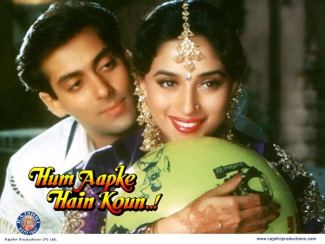 Salman and Sooraj celebrated 20 years of Hum Aapke Hain Koun