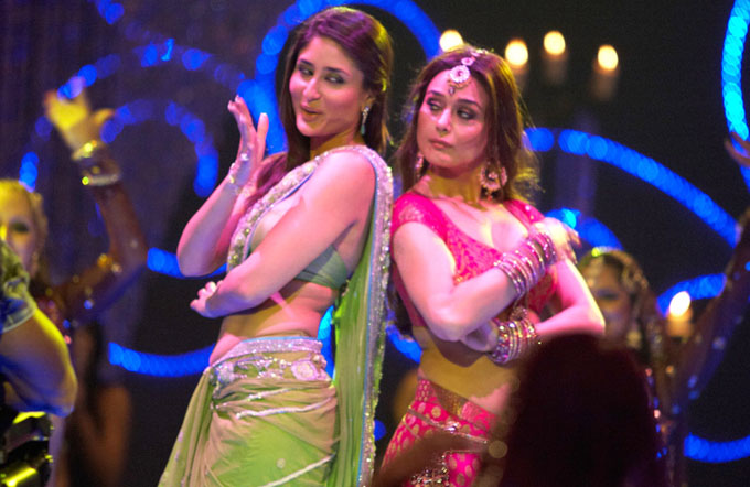 Kareena and Preity to play Saif Ali Khan's ex-girlfriends