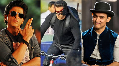 Kick vs Dhoom 3 vs Chennai Express first week collection comparison