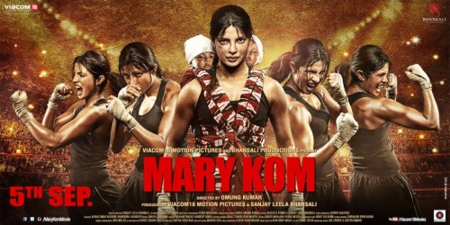 Mary Kom First Weekend Collection : Sunday Box Office Report