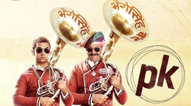 PK - All time blockbuster movies of Bollywood