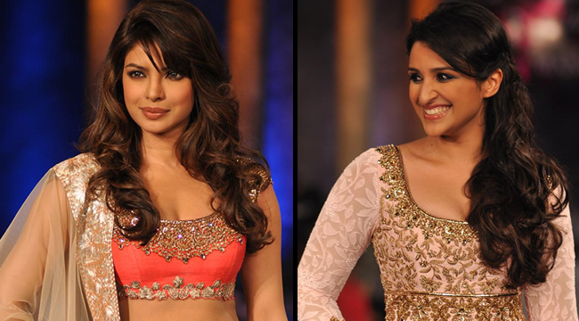 Parineeti insecure of Priyanka's Mary Kom ?