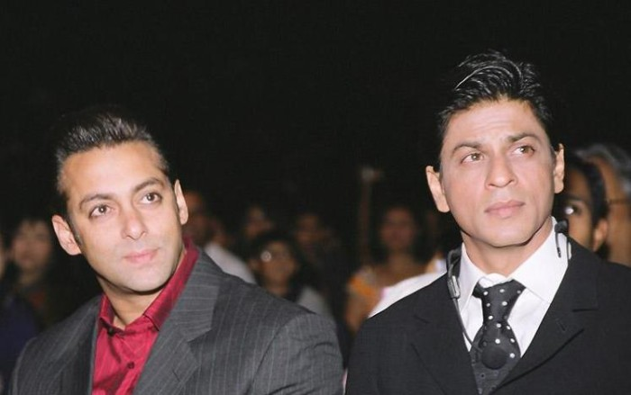 Shahrukh Khan is the King of Bollywood says Salman Khan