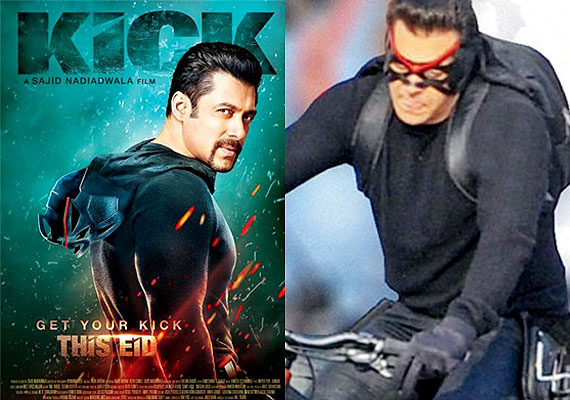 Kick Overseas Box Office Collection : Eighth Highest All Time
