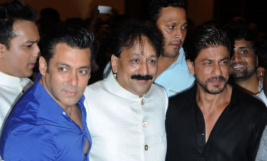 Shah Rukh Khan is the King of Bollywood says Salman Khan