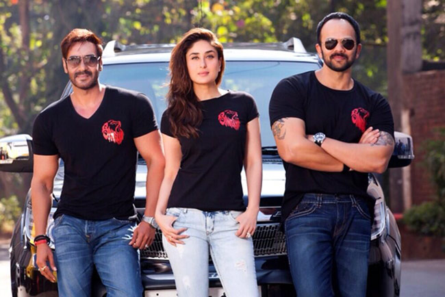 Singham Returns First Day Box Office Report