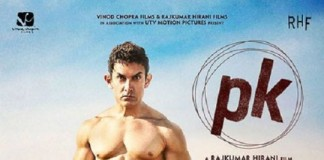 Aamir Khan poses nude for P.K