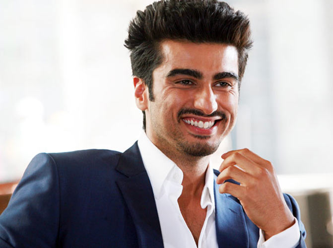 Arjun Kapoor says Sridevi is his father's wife and not his mother