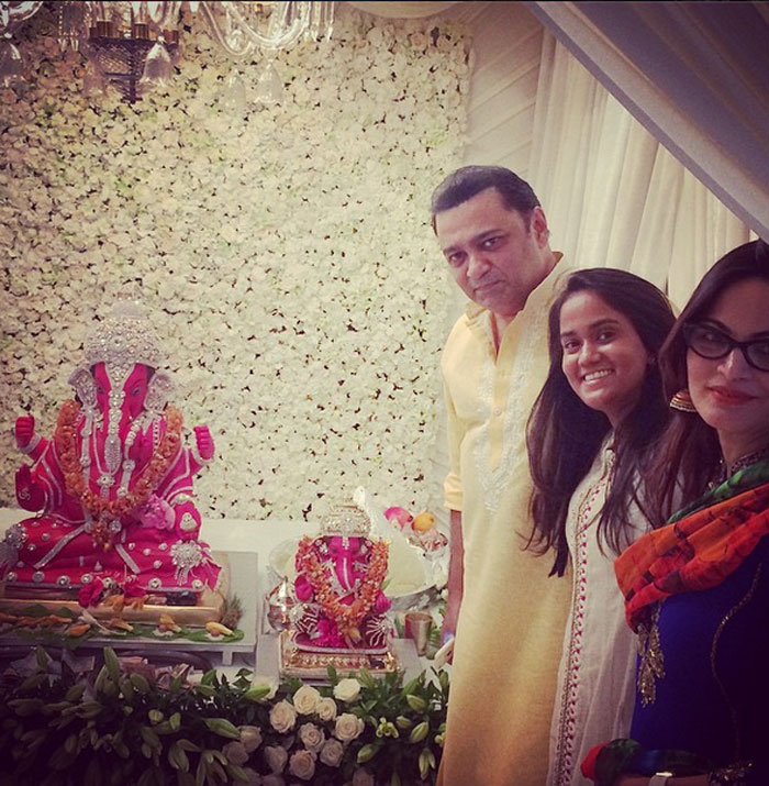 Bollywood celebs celebrate Ganesh Chaturthi