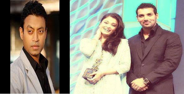 John Abraham, Aishwarya Rai and Irrfan Khan to star together in Jazbaa