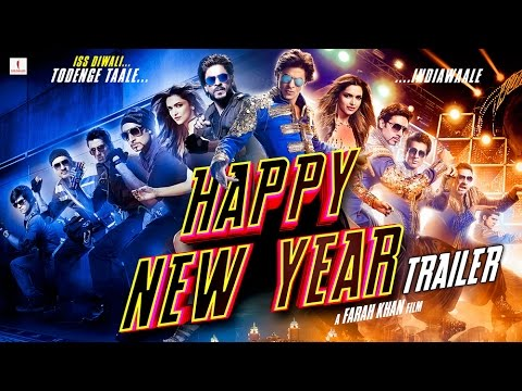 Happy New Year Trailer | Official Theatrical Trailer