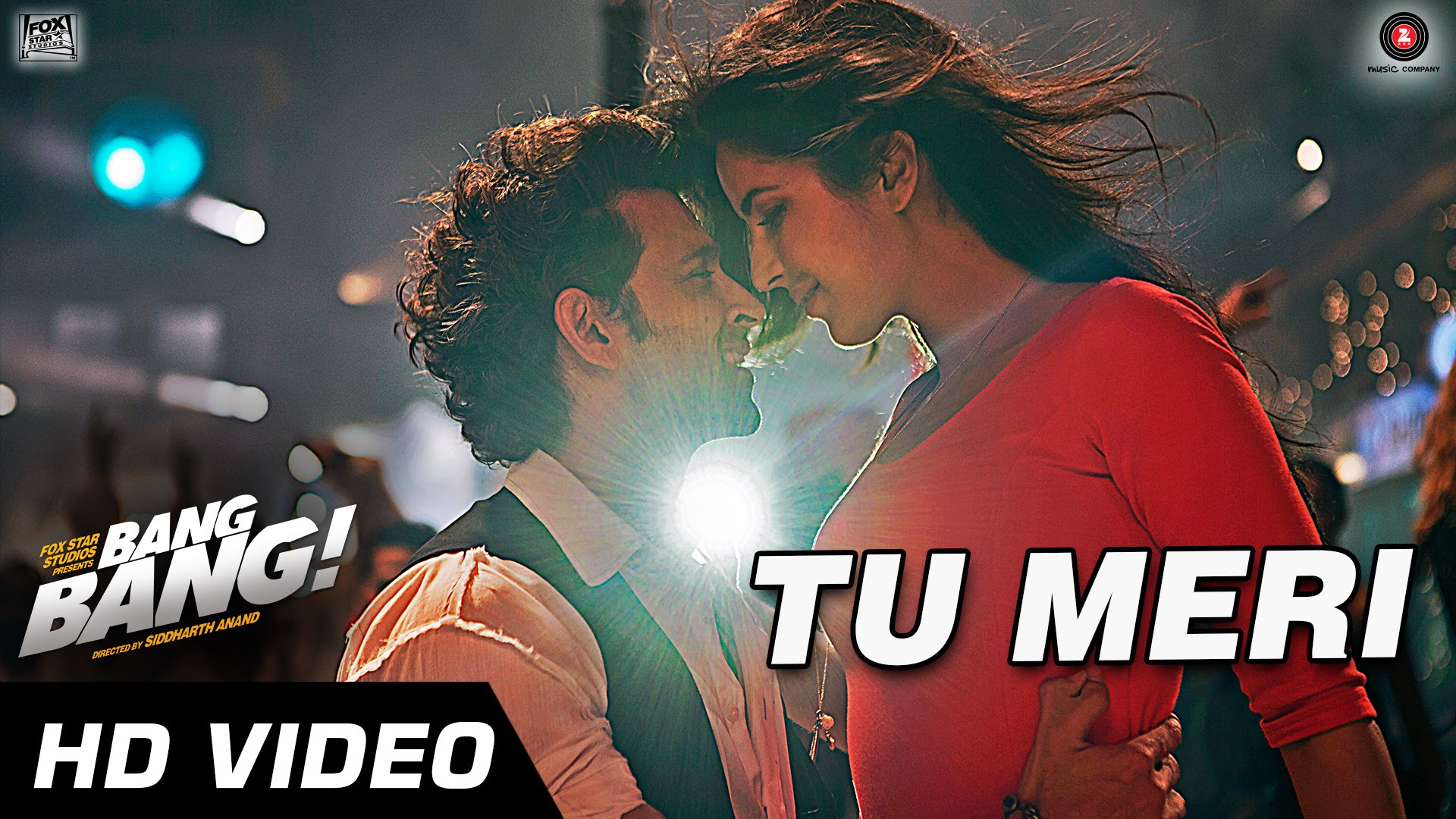 Tu Meri Video Song – Bang Bang | Electrifying Hrithik Sets The Floor On Fire