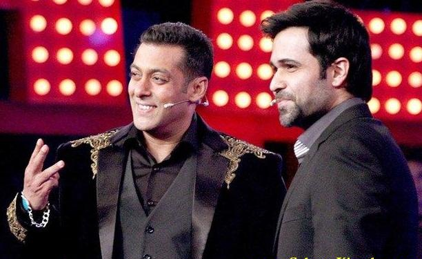 Emraan and Salman in Big Boss