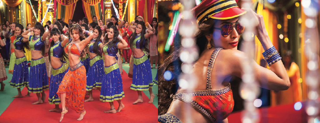 Malaika Arora Khan in an item song from Dolly ki Doli .