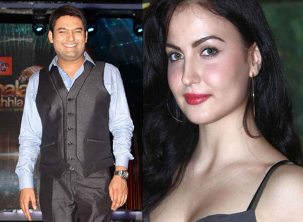 Kapil and Elli Avram in Abbas-Mustan's Next