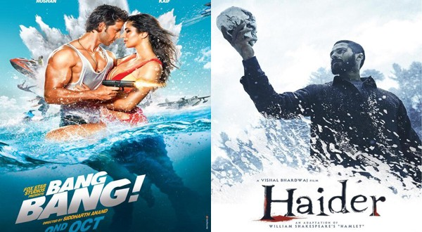 Bang Bang vs Haider on Oct 2 2014