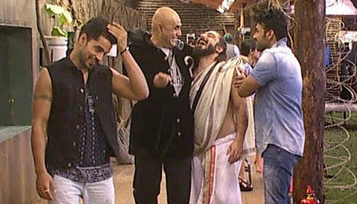 Bigg Boss 8 Day 5 Highlights - Puneet Issar enters Bigg Boss House