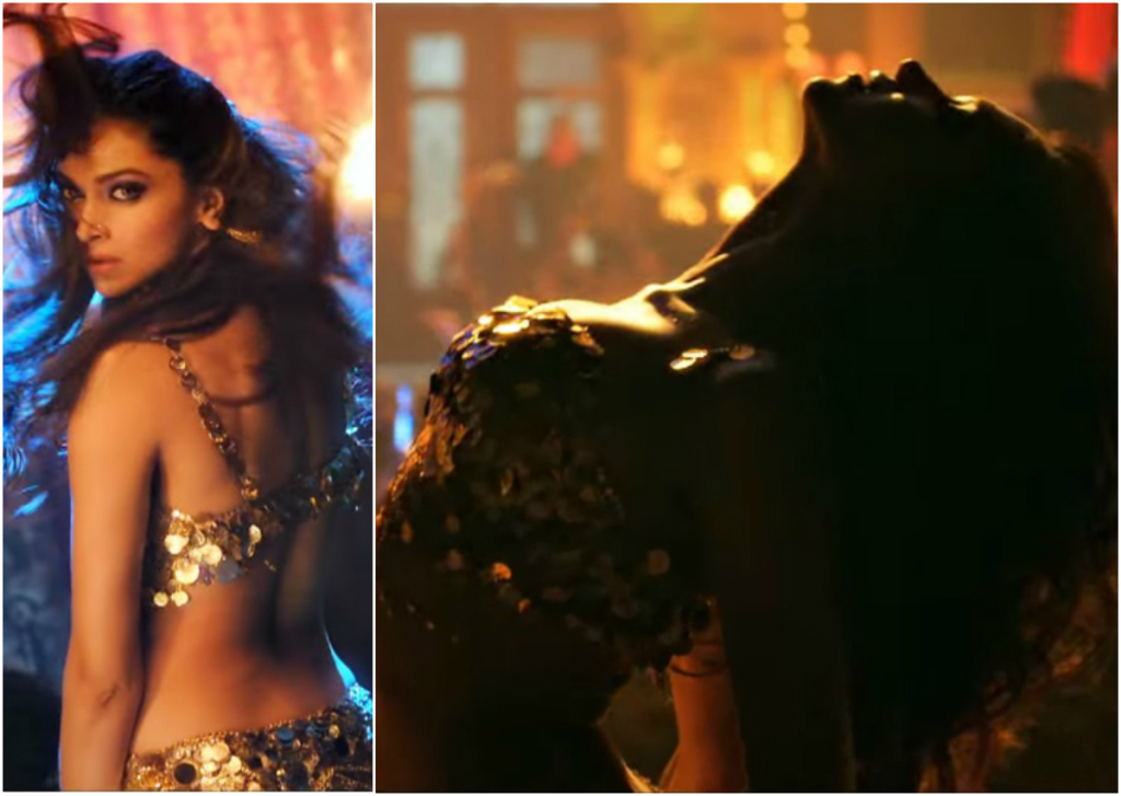 Deepika Padukone in Lovely Video Song