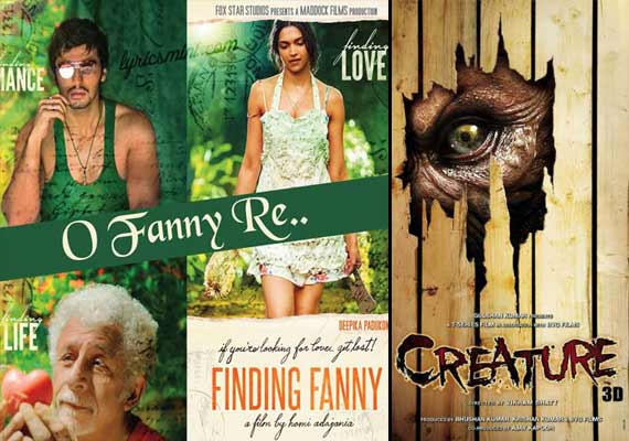 Finding Fanny and Creature 3D Box Office Prediction