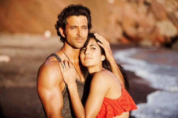 Hrithik and Katrina in Meherbaan Song | Bang Bang