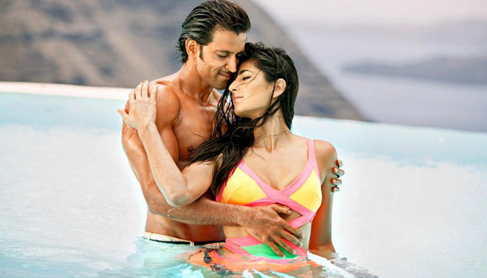 Hrithik and Katrina in Bang Bang