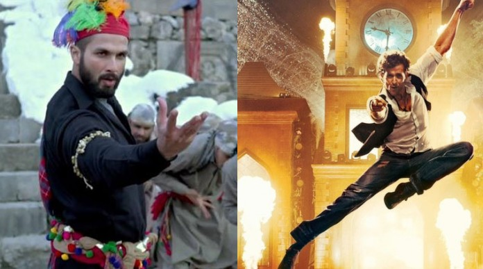 Hrithik vs Shahid in Bang Bang and Haider
