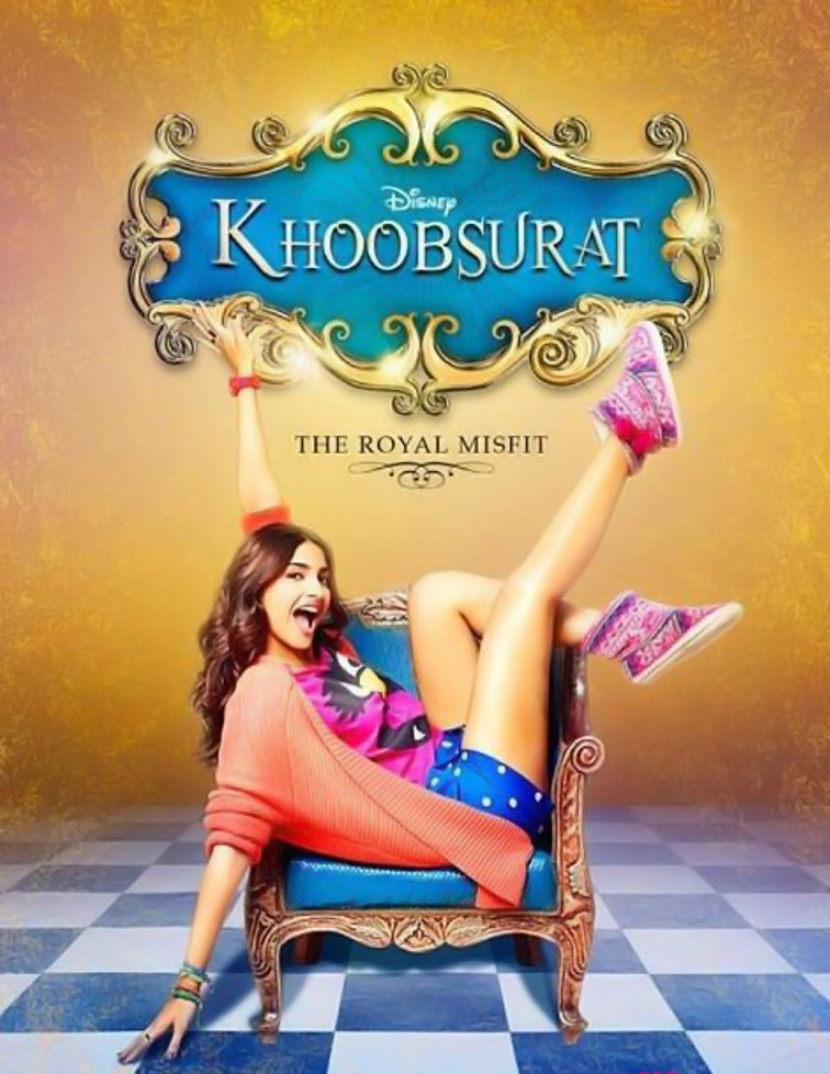 Top 14 Sonam Kapoor Looks for Khoobsurat Promotion