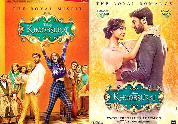 Khoobsurat Sunday Box Office - decent Weekend