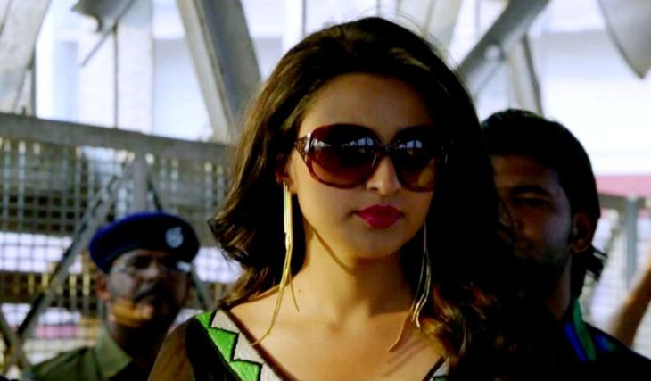 Parineeti in Daawat-e-Ishq
