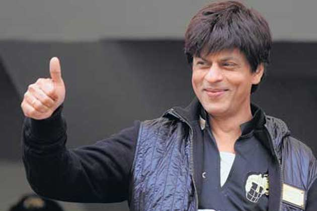 SRK makes it to the list of richest Indians