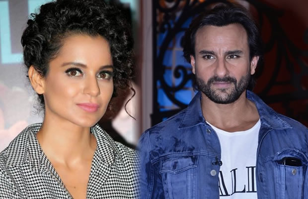 Saif and Kangana together for Reema Kagti's next Mr. Chalu