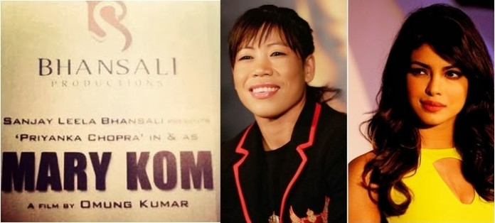 This Friday Release - Mary Kom