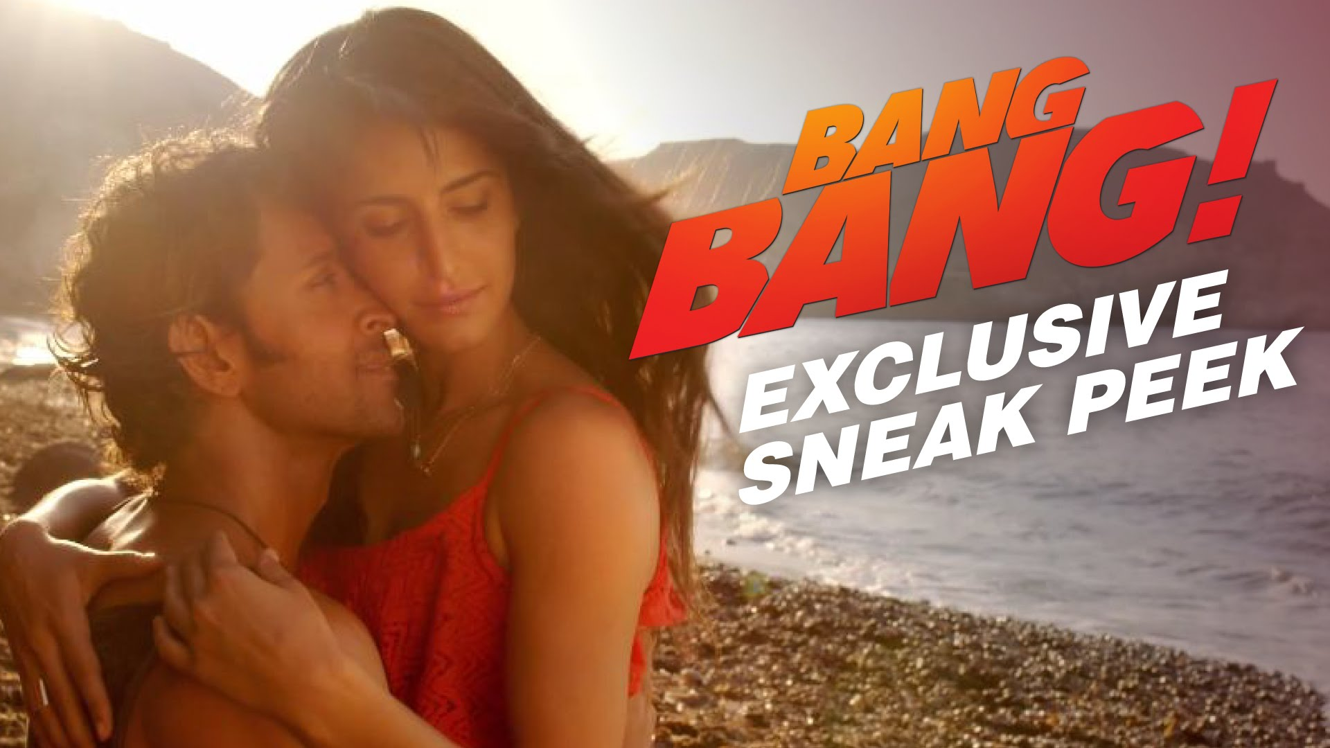 Bang Bang Theatrical Trailer Poster