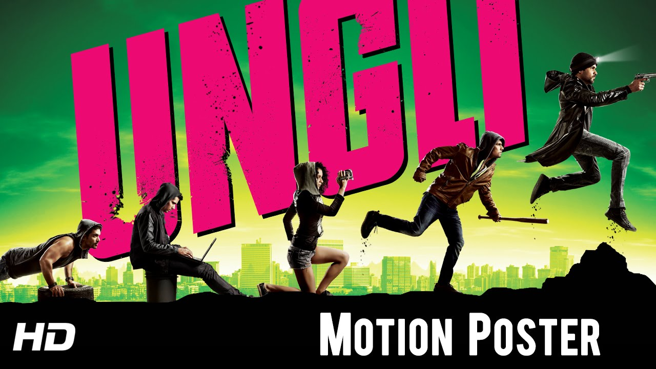 Ungli Motion Poster starring Emraan and Kangana