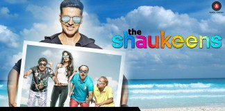 The Shaukeens Trailer Poster