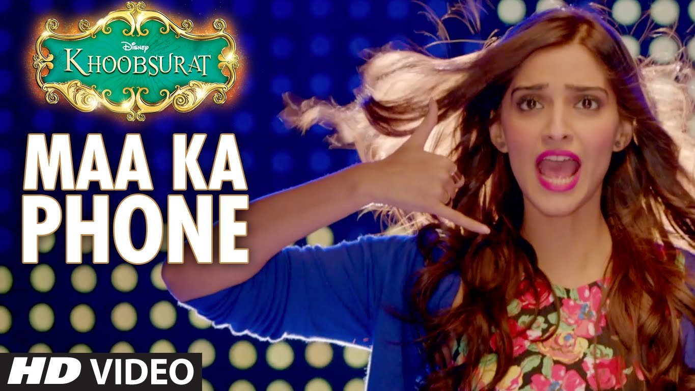Maa Ka Phone Video Song : Khoobsurat | Sonam Kapoor | Official HD videos