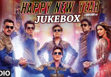 Happy New Year Jukebox and Soundtrack