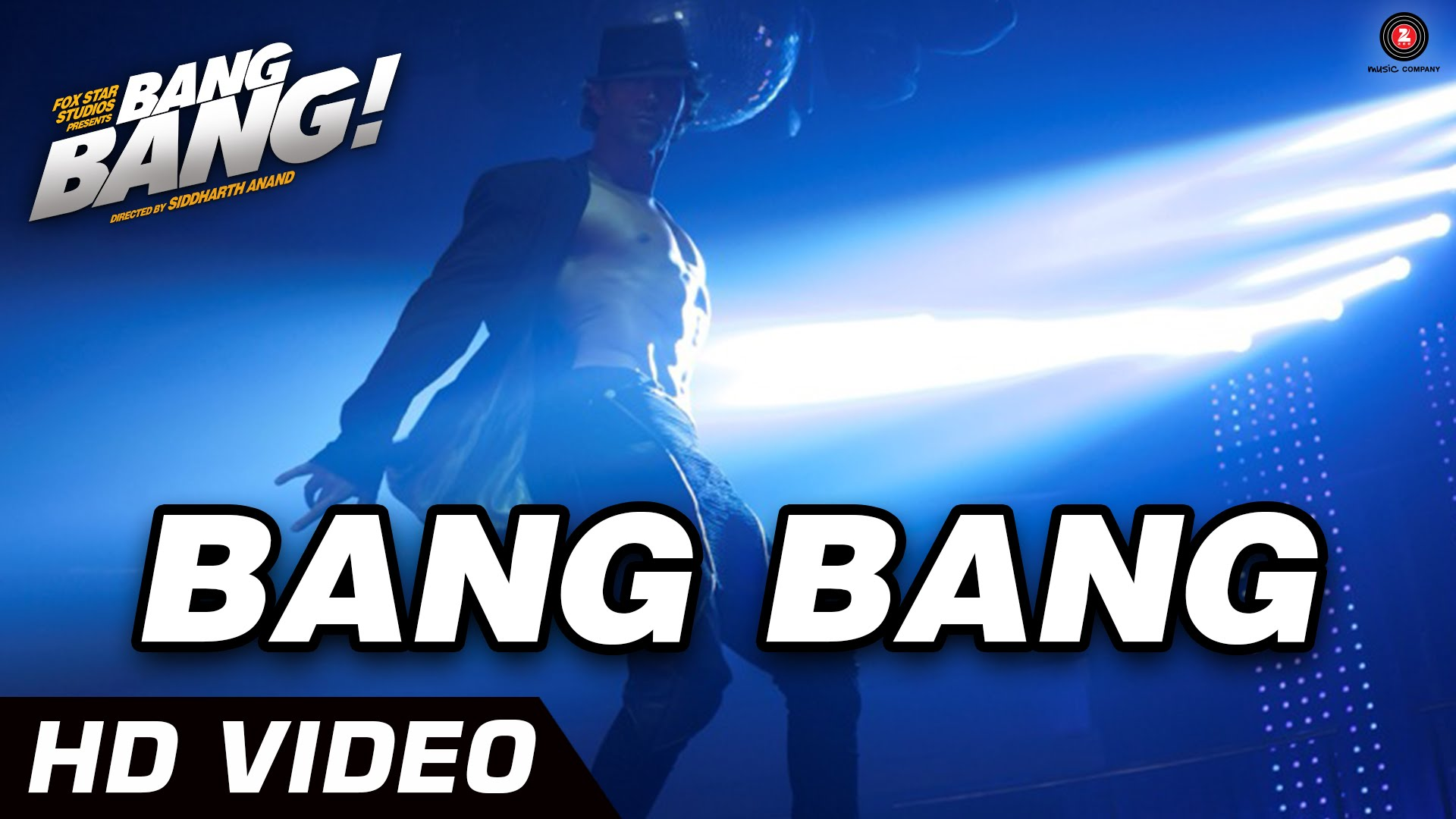 Bang Bang Title Song video : Hrithik Roshan pays tribute to MJ