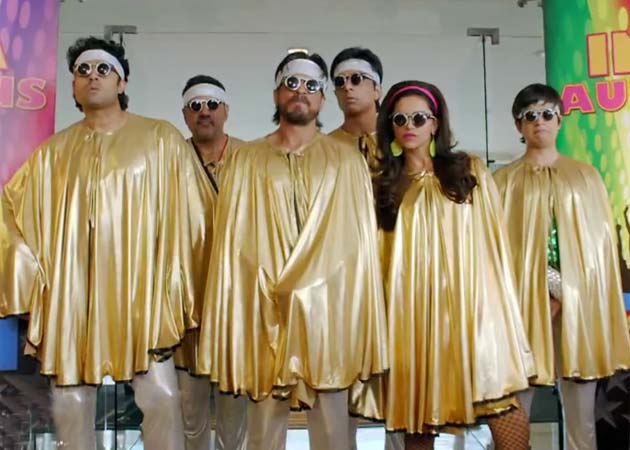 Reasons to watch and not to watch Happy New Year - Nonsense Ki Night and other useless songs