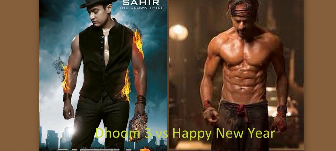 Happy New Year vs Dhoom 3 : A big fight at Box Office
