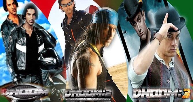 Dhoom - Biggest franchise of Bollywood