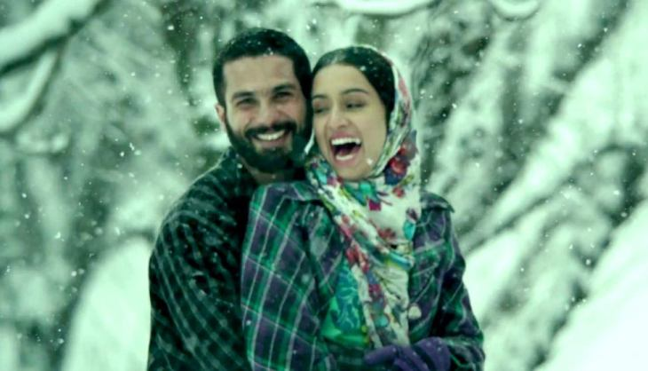 Haider three days Box Office Collection : Remains steady