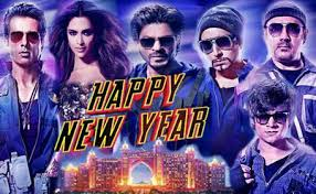 Happy New Year 2nd Day (Saturday) Collection - Box Office Report