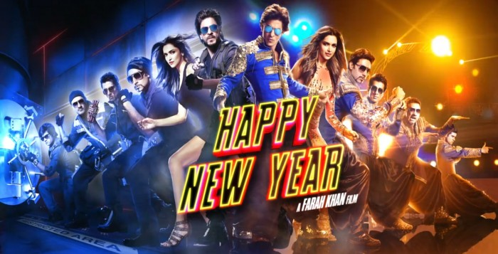Happy New Year Movie Wall Paper