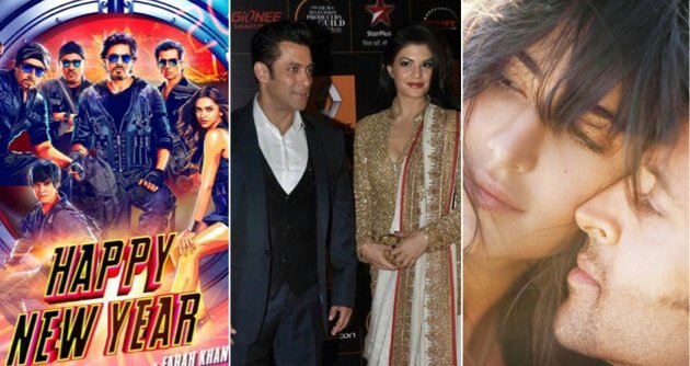 Happy New Year vs Bang Bang vs Kick : Day-wise Box office Collection