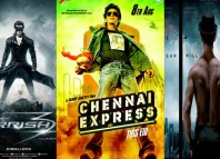 Happy New Year vs Dhoom 3 vs Chennai Express vs Krrish 3 - Box Office Comparison
