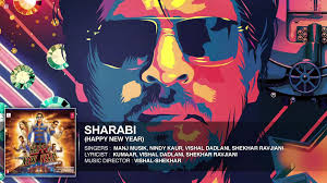 Sharabi Video Song - Happy New Year