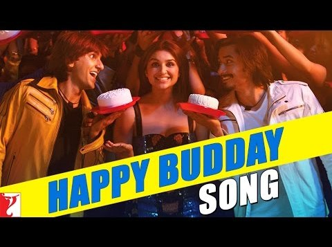 Happy Budday Song from Kill Dil