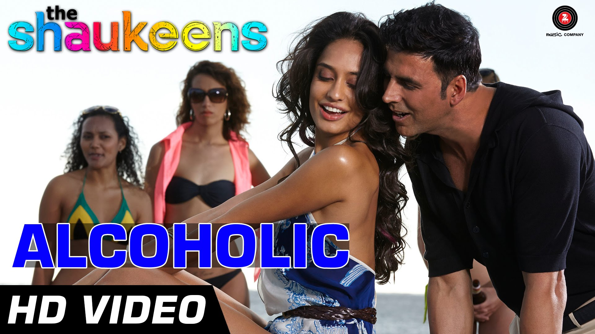 ALCOHOLIC Video Song – The Shaukeens | Official HD Movie Video Songs
