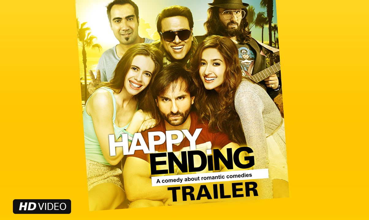 Movie Trailer | Happy Ending | Looks Fresh and Interesting